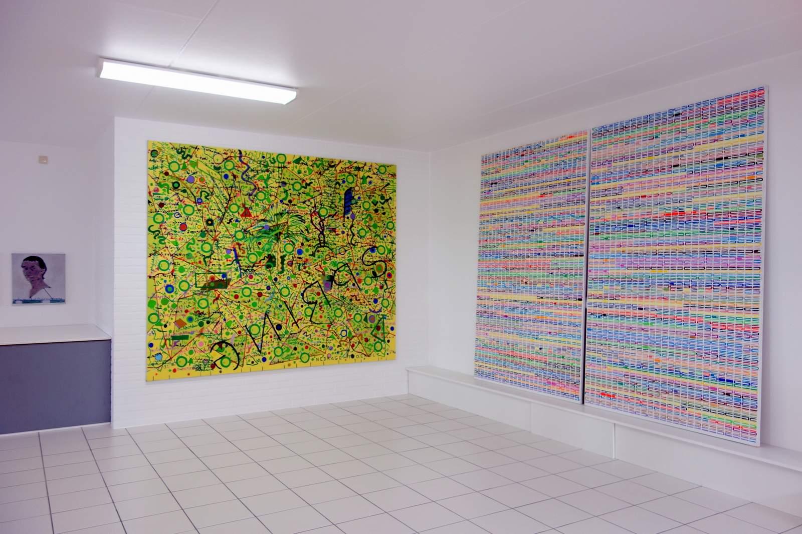 Toon Teeken tentoonstelling Galerie JoLi 2019